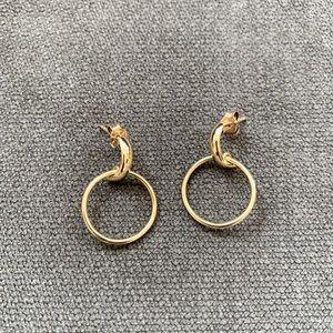 Mejuri Loop Earrings